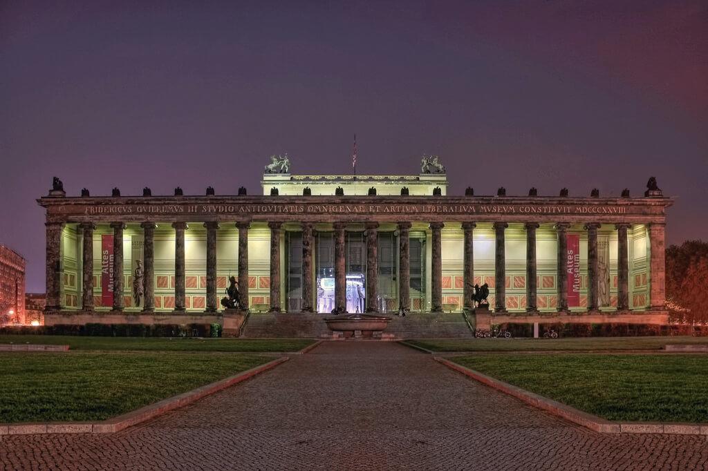 Экскурсии по Берлину на русском -Museum Island Card