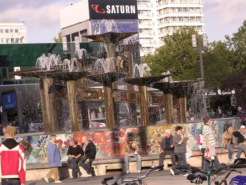 Экскурсии по Берлину на русском обзорная