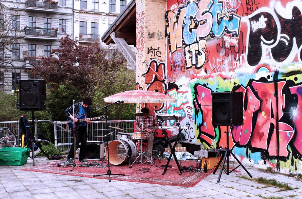 Экскурсии по Берлину на русском-обратная торона