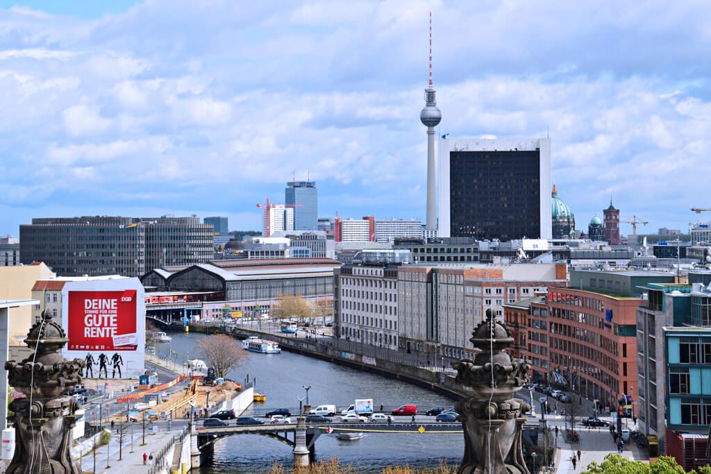 Экскурсии по Берлину на русском-советы туристам